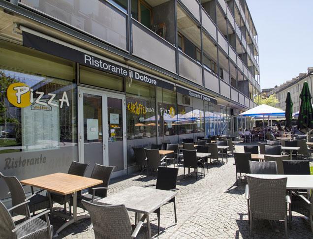 Unser Ristorante in der Sowi Innsbruck